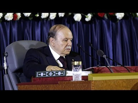 Algeria: President Bouteflika sworn in for another five years