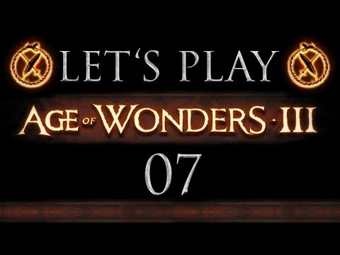 Crashtest-Marvin Age of Wonders III Beta 07 - Der Feind naht (Deutsch/Let's Play)