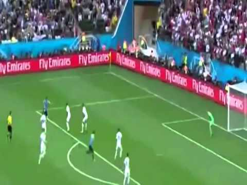 Uruguay vs England 2-1 Full Highlights 2014 FIFA World Cup 2014 19.06.2014