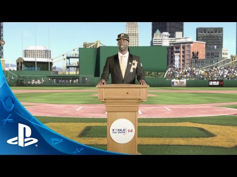 MLB 14 The Show I Andrew McCutchen is Baseball's Ambassador