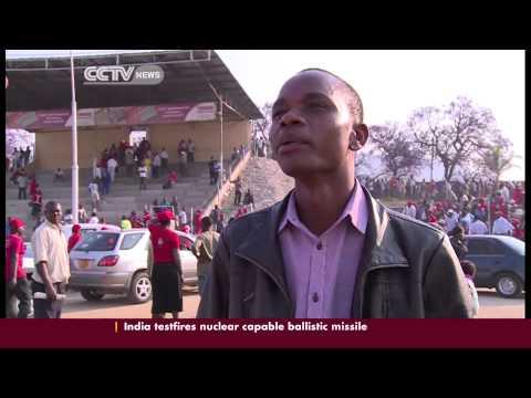Zimbabwe's MDC Marks 14th Anniversary