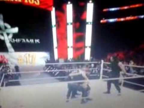 WWE Royal Rumble 2014 - Live entrance - Sheamus returns 2014 - # Number 17 -  Pay-per-view