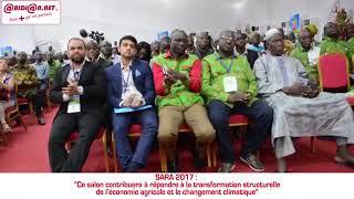 Discours d'ouverture du SARA 2017 par le Président de la République Alassane OUATTARA