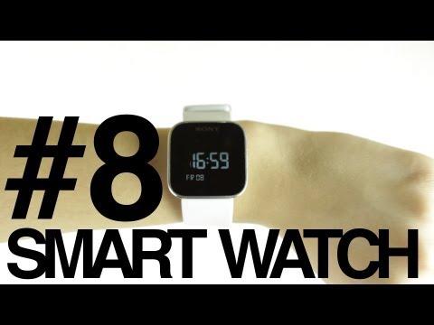Recenzja zegarka Sony Smart Watch