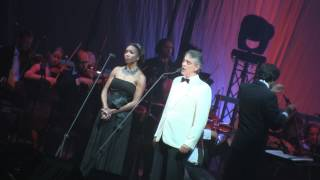 Canto della terra, Andrea Bocelli & Heather Headley live in concert June 14th 2012, Herning/Denmark