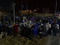 Fans Pay Respects at Vigil for Yordano Ventura