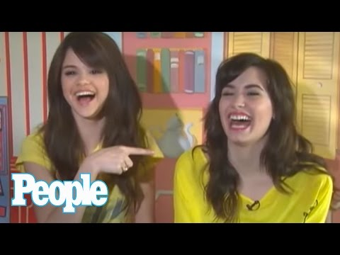 Selena & Demi Put Each Other to the BFF Test, Who has a crush on Zac Efron? What's the special 'Demi alarm'? See how well DIsney Channel pals really know each other!
