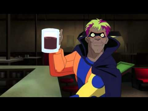 Flash's Funny Moments