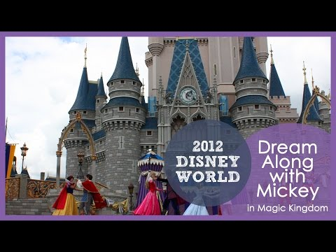 Dream Along With Mickey Show in Magic Kingdom, Walt Disney World
