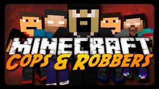 Minecraft: Cops & Robbers ANARCHY EDITION!