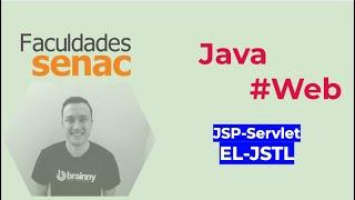 Java Web - JSP - Aula 04 - EL e JSTL view on youtube.com tube online.