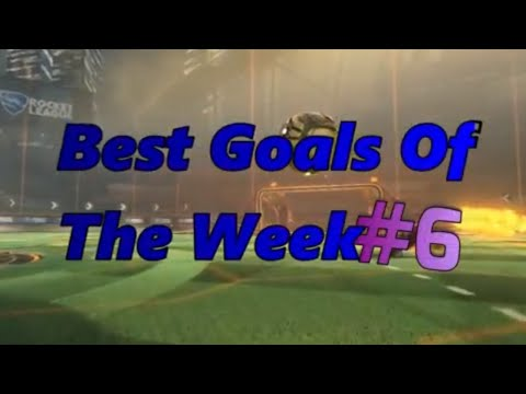 Best Goals Of The Week #6 | Rocket League | MasterMind 2.0