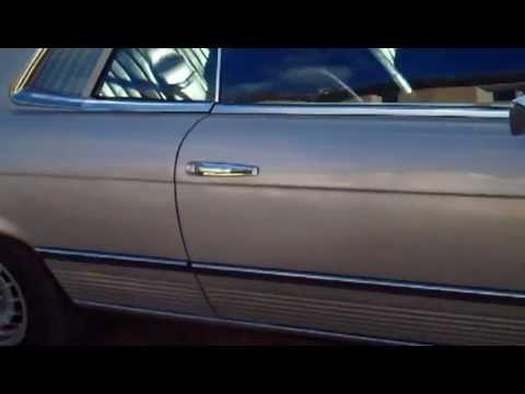 Mercedes Slc 350 nyons exterior