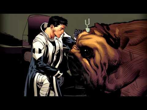 New Avengers #11: Maximus and Lockjaw - Marvel AR