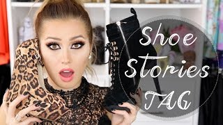 'Shoe Stories' Tag