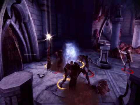 """Видео для конкурса Dragon Age """"Великая Битва"""""""