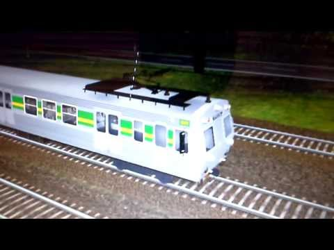 Melbourne Hitachi Train in Trainz simulator
