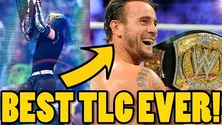 Top 10 Highest Rated WWE TLC Matches That WWE Wrestlers And Fans Cannot Forget