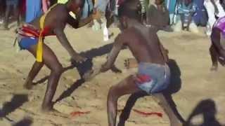 lutte senegalaise