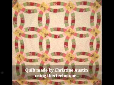 Double Wedding Ring Quilt Pattern: a History of Romance