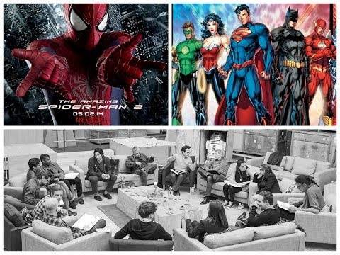 Star Wars Episode VII, Justice League, and The Amazing Spider-Man 2! -Film Smart
