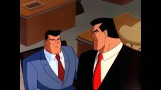 Superman: Clark Kent Com Ciúmes De Lois Lane E Bruce