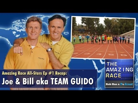 Amazing Race All-Stars LIVE Recap with Team Guido