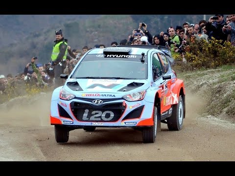 WRC Fafe Rally Sprint 2014 (Pure Sound) HD