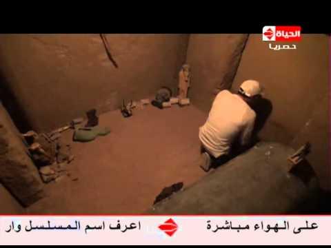 #رامز_عنخ_آمون   رعب أحمد السعدنى داخل مقبرة رامز عنخ آمون