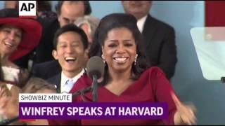 ShowBiz Minute: Minaj, Winfrey, Boston