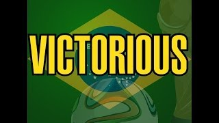 "Fifa Soccer World Cup 2014 Official Song ""Victorious"