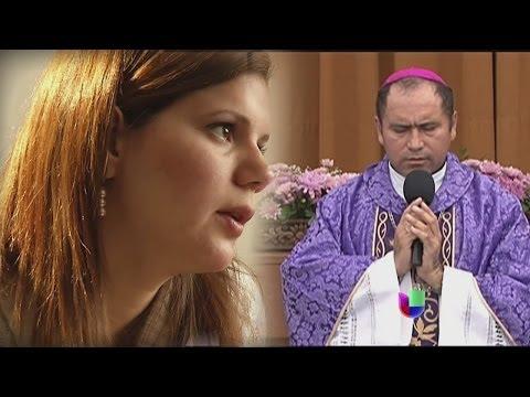 Obispo embarazó a joven en Perú - Noticiero Univisión