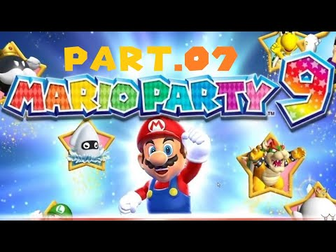 Mario Party 9 Solo Walkthrough Part 7