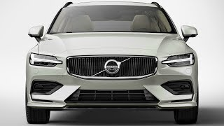 Volvo V60 (2019) Making Wagons Great Again. YouCar Car Reviews.