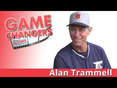 Game Changers: Alan Trammell  (Episode 12) - NAYS Web Series