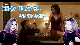 Sky Bấn Loạn Khi Xem Full MV Chạy Ngay Đi | Sơn Tùng M-TP