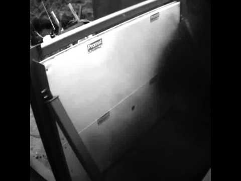 Promat - Promat DURAWALL  Blast Test Video