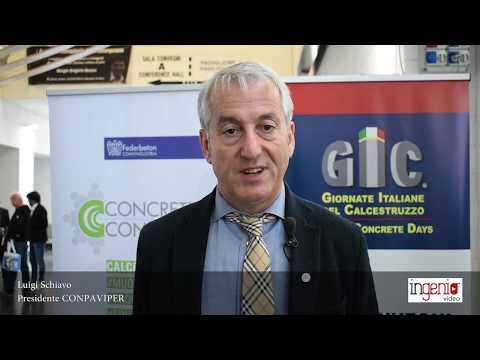 GIC 2018: Intervista a Luigi Schiavo, Presidente Conpaviper