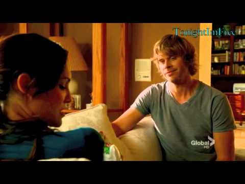 [NCIS:LA] Deeks and Kensi (3x22) - Kiss Me