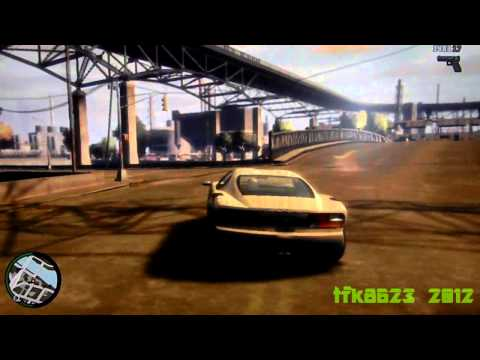 GTA IV ( PS3 ) Gameplay ( 720p ) HD,