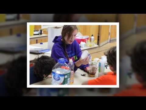 Kids love Science Camp 2013