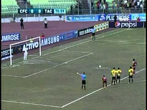 Caracas FC 1-0 Deportivo Tachira