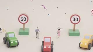 안전속도 5030 캠페인 - 10km의 변화