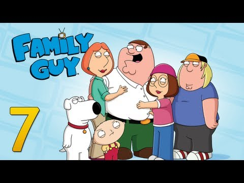 Family Guy: Back to the Multiverse - E07