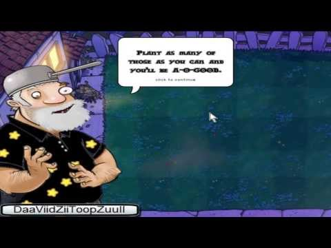 Plantas Vs Zombies Halloween - Nivel 2-1 - 1080p HD