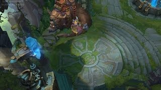 Update To Summoner's Rift Pre Beta Footage