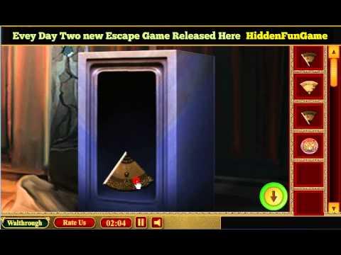 Escape Games - HFG - 0009 Walkthrough