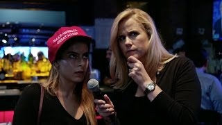 Debate Watchers | Full Frontal with Samantha Bee | TBS