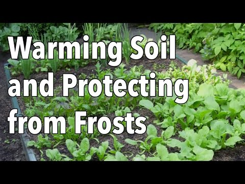 Warming Soil and Protecting from Frosts