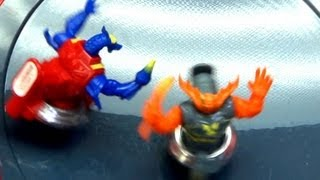 Beyblade Beywarriors Shogun Steel Octagon Showdown Battles